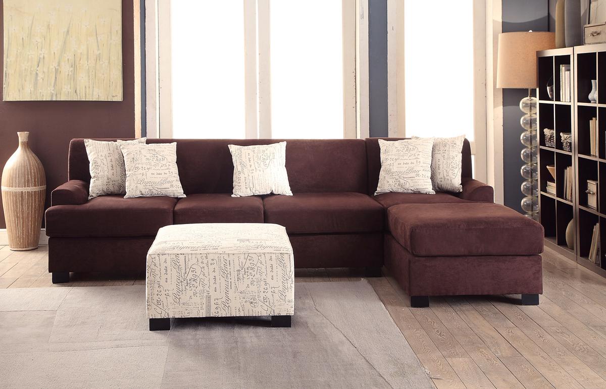 gh——f7979深咖啡色百变贵妃沙发|沙发|浩谷家私